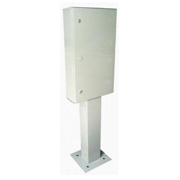 560 Pair Weatherproof Pole Box (E)