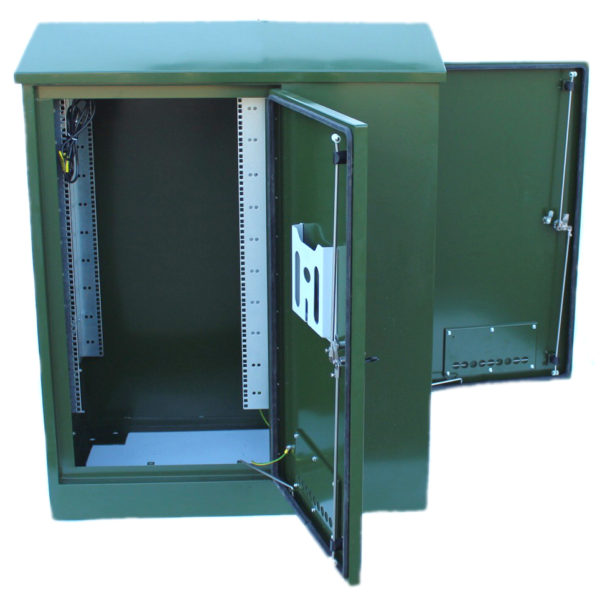 Outdoor Telecom Amp Street Cabinets 19 Inch Mounting