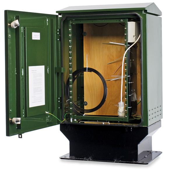 Exterior Fibre Cabinet