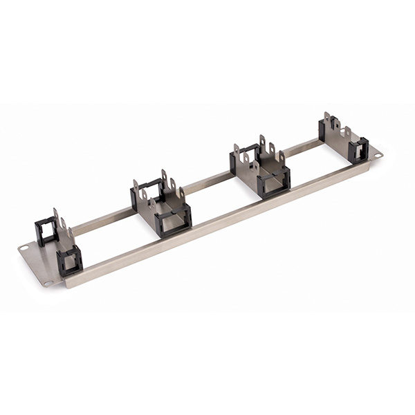19″ Sub-Rack 2u Flat