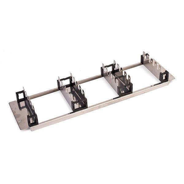 19″ Sub-Rack 3u Flat